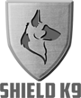 Shield K9 logo